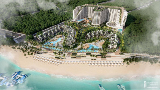 Dự án Charm Resort Long Hải