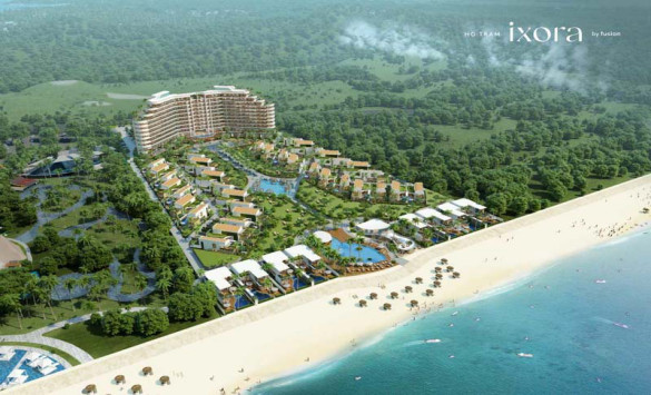 Dự án Ixora Hồ Tràm