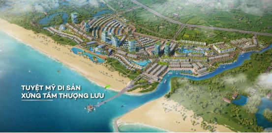 Dự án Venezia Beach Hồ Tràm